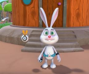 Akıllı Tavşan Momo Gizemli Işıklar
