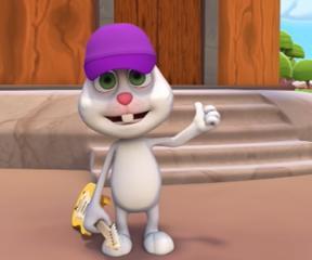 Akıllı Tavşan Momo Momo Kayboldu