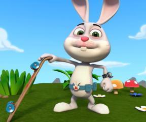 Akıllı Tavşan Momo Tako'nun Bir Derdi Var