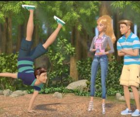 Barbie Rakip Kuzenler