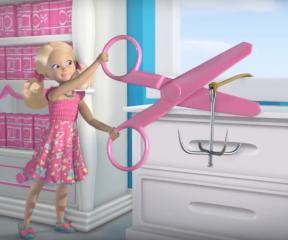 Barbie Tek Başına