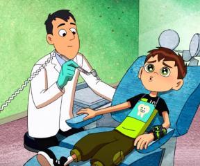 Ben 10 Diş Doktoru