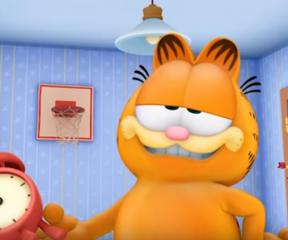Garfield Özgür Bir Kuş