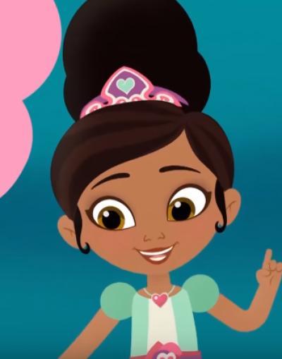 Güçlü Prenses Nella