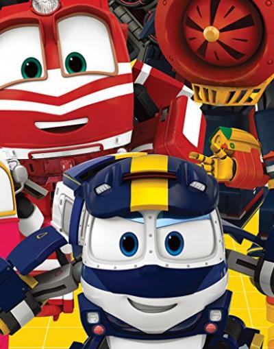 Robot Trenler