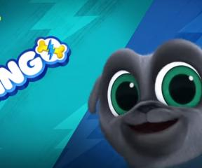 Bingo ve Roli'nin Maceraları Bingo Tasmasını Kaybediyor