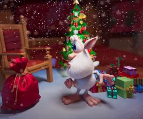 Booba Noel Baba Evi