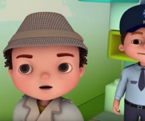 Can Küçük Dedektifler