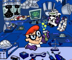 Dexter'ın Laboratuarı
