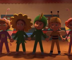 Elif ve Arkadaşları Küçük Tiyatrocular