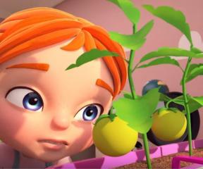 Elif ve Arkadaşları Sebze Çorbası