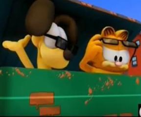 Garfield 2.Bölüm(Ev Hırsızı)