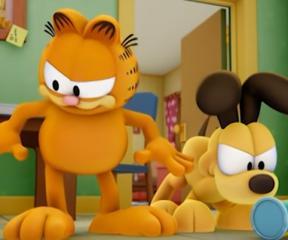 Garfield Büyük Görev