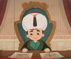 Gezgin ile Meraklı 8.Bölüm(Sultanahmet Camii)