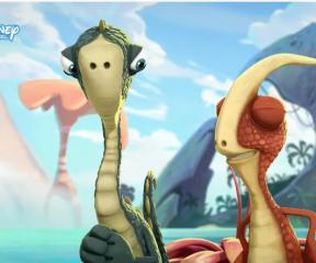 Gigantosaurus Deniz Canavarı