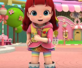 Gökkuşağı Ruby Ruby'nin Koruyuculuk Macerası