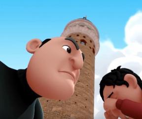 İstanbul Muhafızları Galata Kulesi