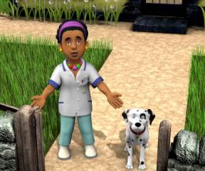İtfaiyeci Sam Kurtarma Köpeği