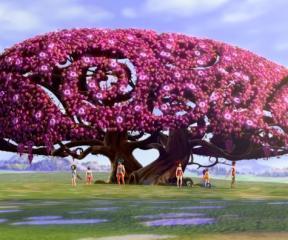 Mia ve Ben Bahar Ağacı