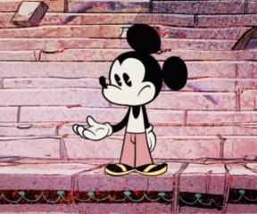 Mickey Mouse Bombay Çılgınlığı