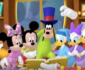 Mickey Mouse Masal Diyarı