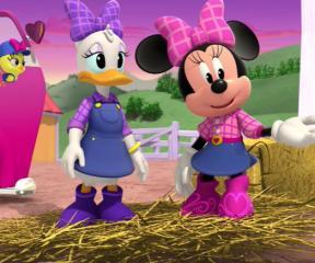 Mickey Mouse Mutlu Yardımcılar