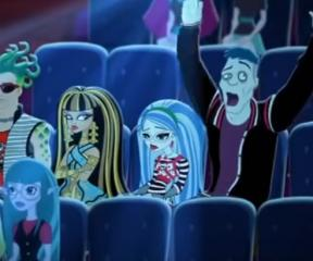 Monster High Ev Özlemi