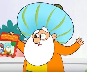 Nasreddin Hoca Evde Bir Başına