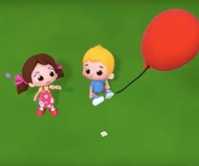 Niloya Kırmızı Balon