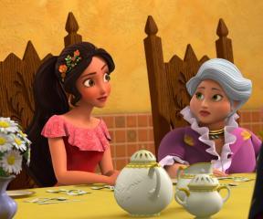Prenses Elena 1. Bölüm (Hükümdarlığın İlk Günü)
