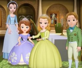 Prenses Sofia Kaybolan Tılsım