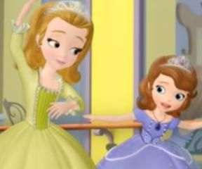 Prenses Sofia prenseslik Sınavı