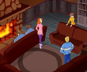 Scooby Doo Altın Tuğlalar
