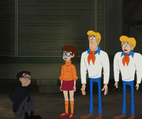 Scooby Doo Çöp Canavarı