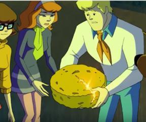 Scooby Doo Gizemli Peynir