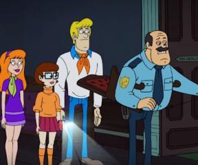 Scooby Doo Kuledeki İpucu