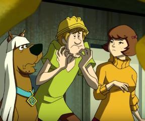 Scooby Doo Sanat Sergisi