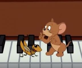 Tom ve Jerry Çekirge Peşinde