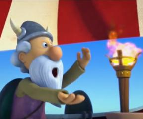 Vikingler Olimpiyatlar