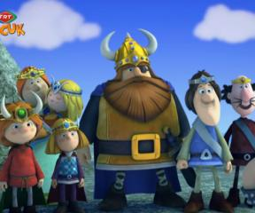Vikingler Yaramaz Prens Loki