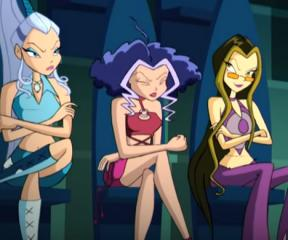 Winx Club 3. Bölüm (Alfea'da Dersler Başlıyor)