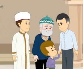 Yusuf'un Dünyası Çocuklar Minberde